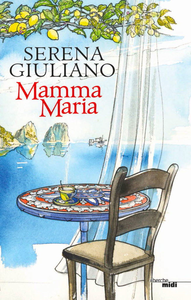 Wonder mum en a ras la cape - Serena Giuliano - Mamma Maria