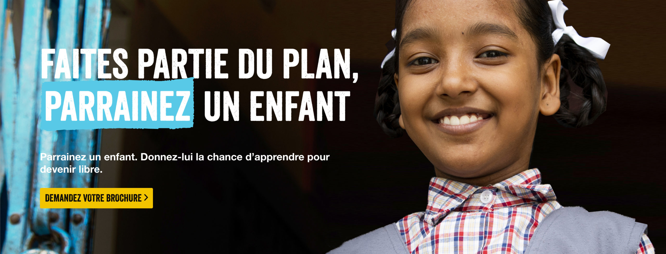 Wonder mum en a ras la cape - Plan International parrainer un enfant